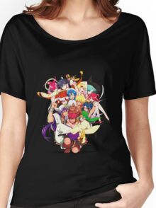 magi sinbad alibaba aladdin anime manga shirt Women's Relaxed Fit T-Shirt