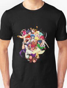 magi sinbad alibaba aladdin anime manga shirt T-Shirt