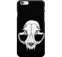 Feline Skull iPhone Case/Skin