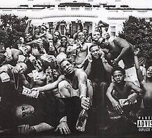 Kendrick Lamar | Squad | Album Cover by HeightsC