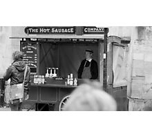 Fast Food In York ! Photographic Print