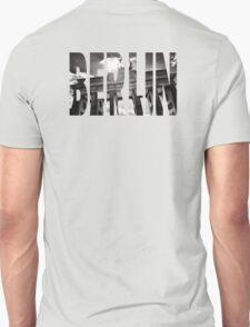 BERLIN Letter Germany Unisex T-Shirt