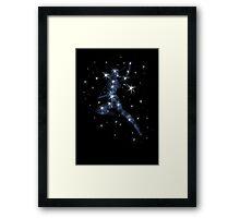 Astrol Archer Framed Print