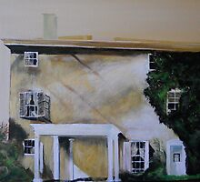 Hatton House from A Wyeth by Jsimone