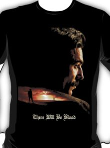 There Will Be Blood - Plainview T-Shirt