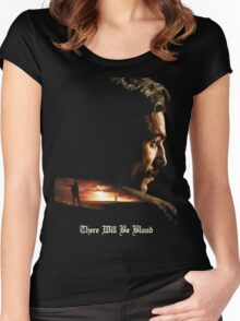 There Will Be Blood - Plainview Women's Fitted Scoop T-Shirt