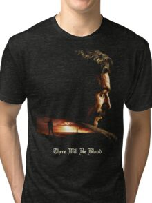 There Will Be Blood - Plainview Tri-blend T-Shirt