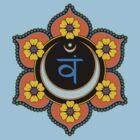 Svadisthana Chakra by shantitees