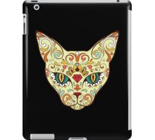 Calavera Cat iPad Case/Skin