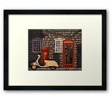 Dai Framed Print