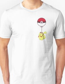 Pikachu Balloon Ride T-Shirt