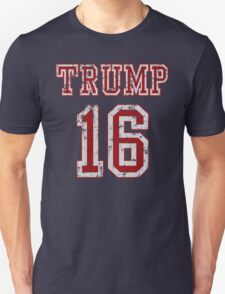 Vote Trump for President 2016 Election T-Shirt
