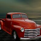 1950 Chevrolet Custom Pickup Truck by TeeMack