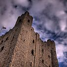 Castle Keep by brianfuller75