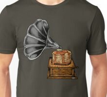 Victrola and FlapJacks Color Unisex T-Shirt
