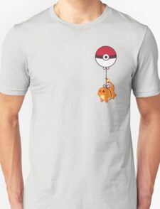 Charmander Balloon Ride T-Shirt