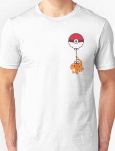 Charmander Balloon Ride T-Shirt