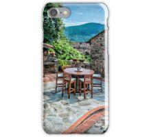Tuscany Retreat iPhone Case/Skin