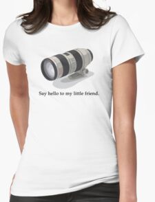Say Hello to my Little Friend (70-200) T-Shirt