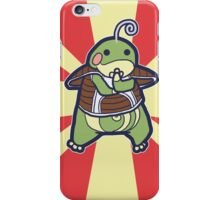 Politoed of the Ginyu Force iPhone Case/Skin