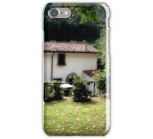 Tuscany Retreat B&B iPhone Case/Skin