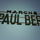 "Wandering : ""marché Paul Bert"" by Jeremy  Barré"