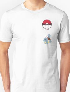 Squirtle Balloon Ride T-Shirt