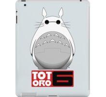 Totoro 6  iPad Case/Skin