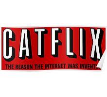 Catflix Poster