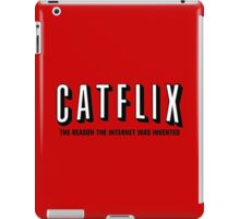 Catflix iPad Case/Skin