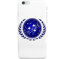 United Federation of Planets Logo iPhone Case/Skin