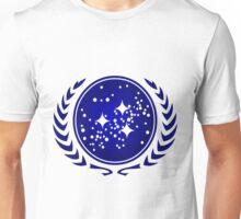 United Federation of Planets Logo Unisex T-Shirt