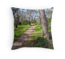 Tangari Park, Happy Valley Throw Pillow
