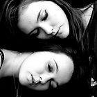 Sister's in Portrait by Vanessa  Warren