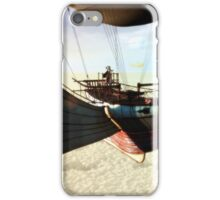 Travel To Lowlands iPhone Case/Skin