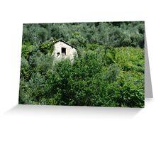 Sant Adrea Di Compito - Italy Greeting Card