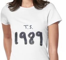 T.S 1989 Womens Fitted T-Shirt