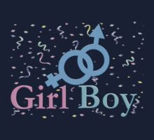 Girl/ Boy Kids Tee