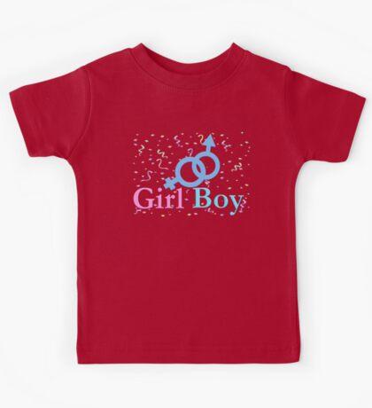 Girl/ Boy Kids Tee