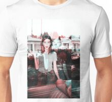 up with models Unisex T-Shirt