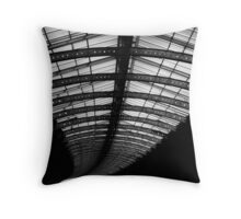 starry roof Throw Pillow
