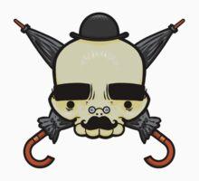 Gentleman Skull Kids Tee
