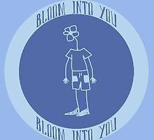 Bloom Into You - Blue by alextheok