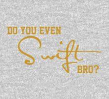 do you even swift bro? One Piece - Short Sleeve