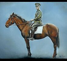 EUSTACE BOWLY-5th Light Horse. by Wayne Dowsent