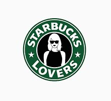 ts starbucks lovers 2 Womens Fitted T-Shirt