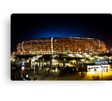 FNB Stadium - National Stadium (Soccer City) - The Crowd Canvas Print