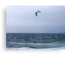 A Breezy Day Canvas Print