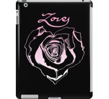 Rose Heart iPad Case/Skin