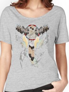 Dream Catcher and Feathers Women's Relaxed Fit T-Shirt